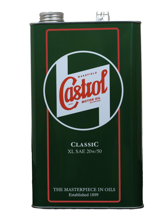 Castrol Classic XL20W50 5ltr