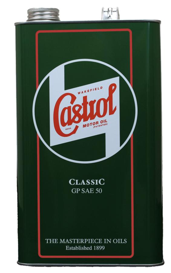 Castrol Classic GP 50 1lt