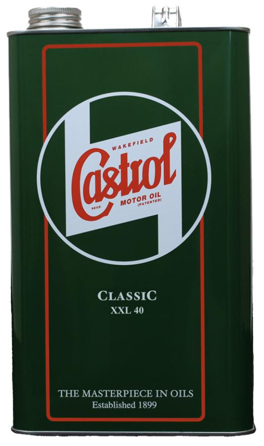 Castrol Classic XXL 40 1ltr