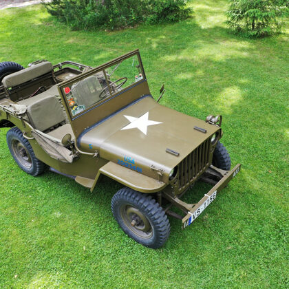 Willys MB Ford GPW